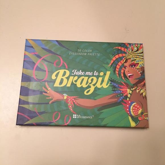 Brazil Makeup Palette Saubhaya Makeup